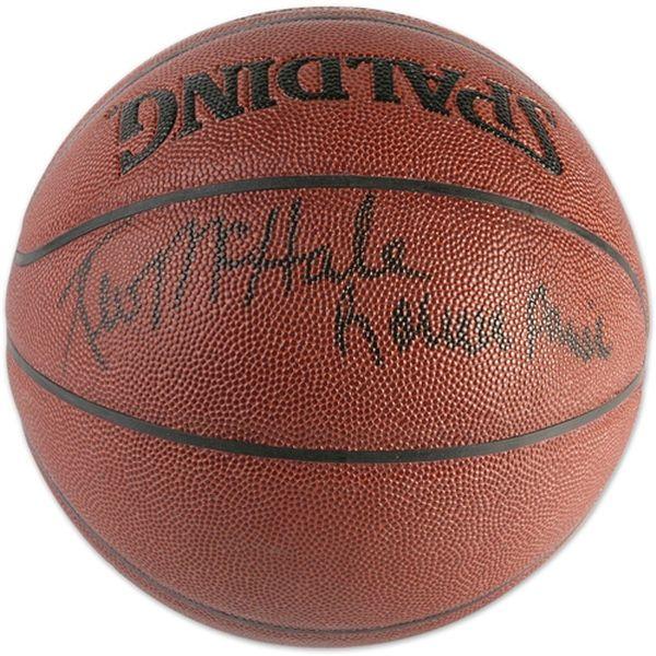 Kevin McHale, Robert Parish Boston Celtics Fanatics Authentic Autographed Spalding Indoor/Outdoor Basketball - $169.99