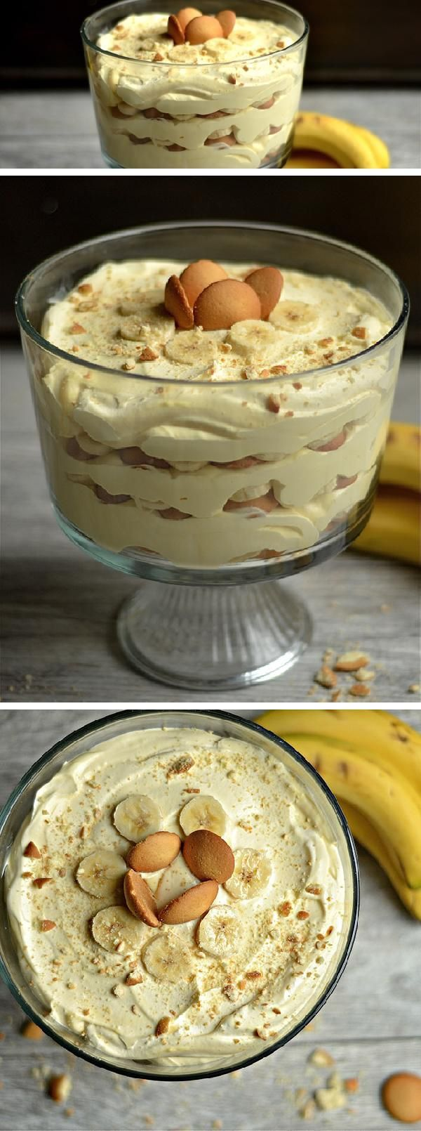 This layered BANANA PUDDING dessert is the ULTIMATE crowd pleaser! So delicious and so easy to make.