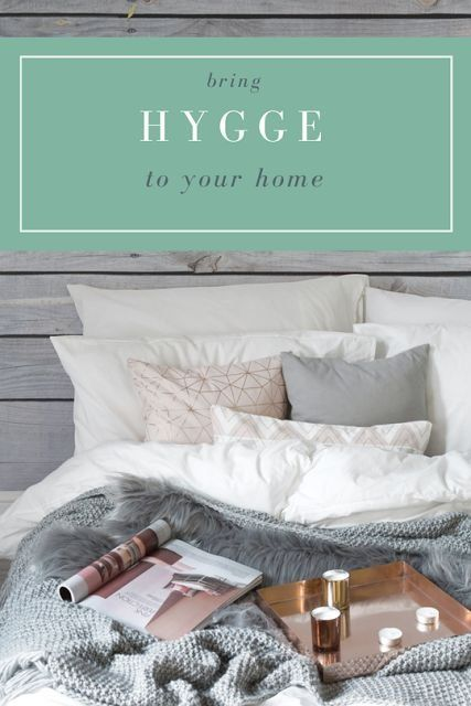 We've all heard the buzzword of the autumn / winter season - HYGGE. Meaning all things cosy, and enjoying the simple things in life, here are some top tips on how you can bring it into your home in time for winter.