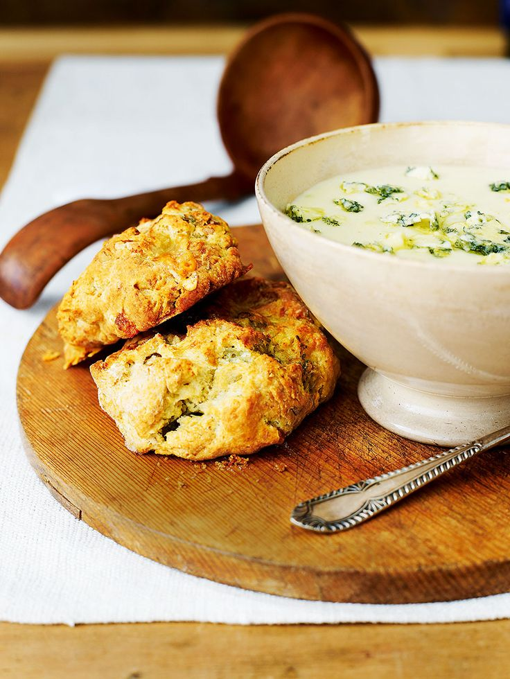 You can make a big batch of this potato and stilton soup recipe – keep some to eat now and freeze the rest to enjoy later.