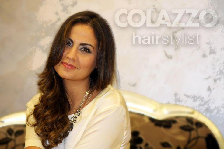 Ispirazione BON TON Hair & Make Up ELISA COLAZZO Foto: FABRIZIO COLAZZO #fashion #hair #style #vitocolazzoparrucchieri