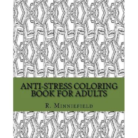 Anti-Stress Coloring Book for Adults: A Classic and Modern ...