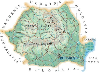 Romania, a map of the area would be cool Transylvania, The Carpathian Mountains etc....