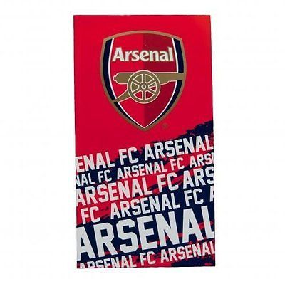 #Official #football team #stripe towel arsenal,  View more on the LINK…