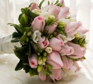 Tuberose wedding bouquets