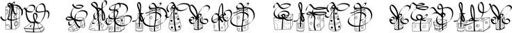 FONTS-1001 Fonts site