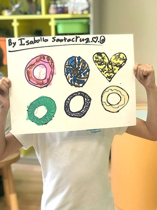 نتيجة بحث الصور عن Donut Craft Donut Craft Drawing Skills