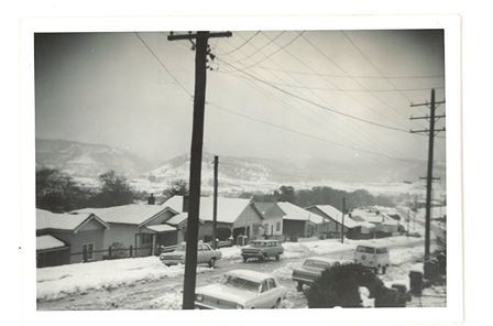 Lithgow, Mid 1960's  Gary Farrel
