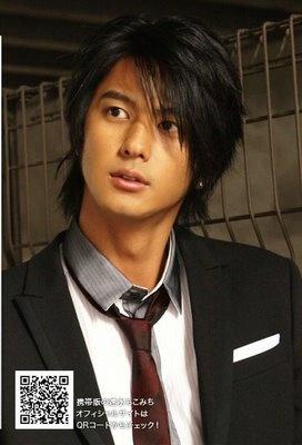 Hayami Mokomichi  He was such a dork in Absolute Boyfriend, but he's still cute