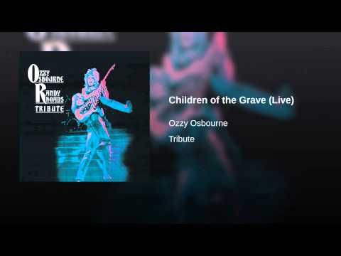 Ozzy Osbourne - Randy Rhoads Tribute - Track 10 - Children of the Grave - 1987