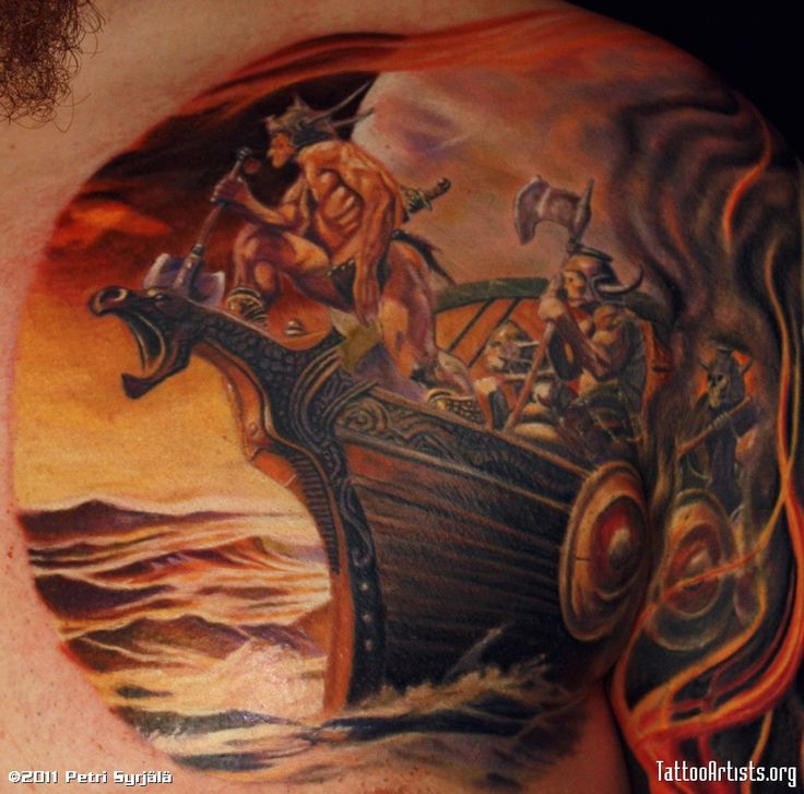 Best 25 viking tattoo meaning ideas on pinterest runes for Nordic tattoos and meanings