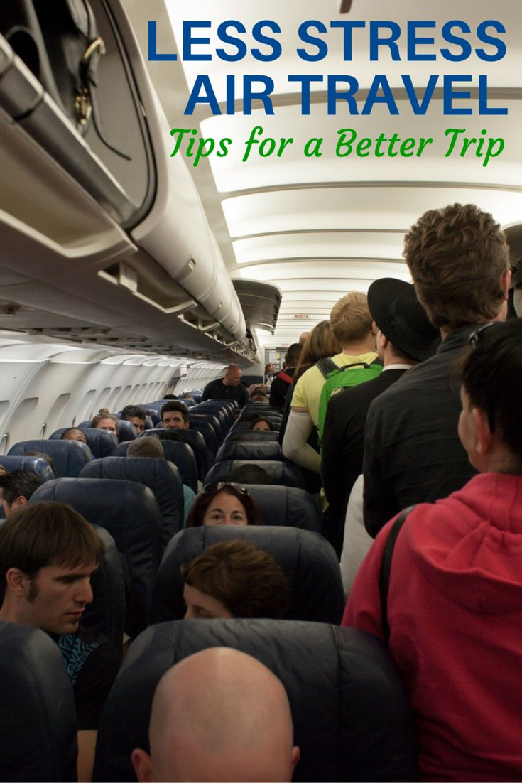 How to Dial Back the Stress in Your Air Travels: Tips for air travel success (sponsored)