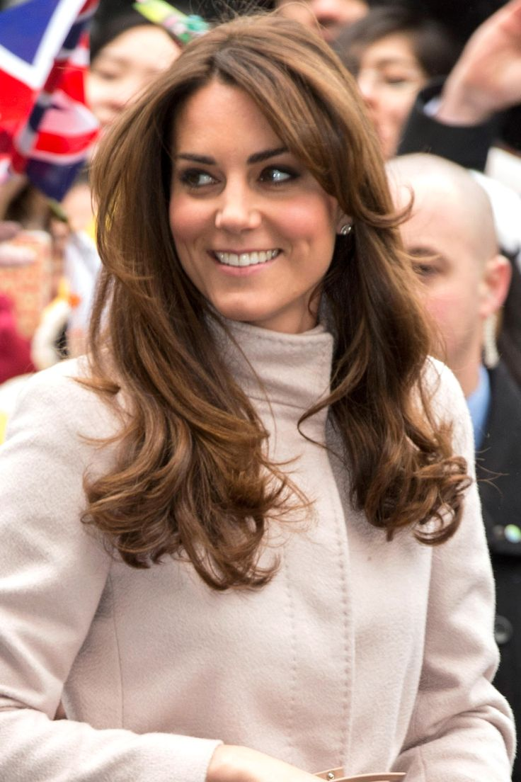 The Duchess of Cambridge's Beauty Evolution Through The Years - TownandCountryMag.com