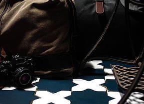 Ręcznie robione kafle ceramiczne - Marokańskie kafle podłogowe.