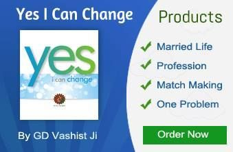 Yes I Can Change - Horoscope Report By Pt. G.D. Vashist