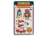 Stryka-på-Lappar Space Patrol