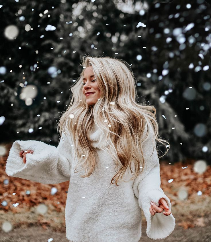 Snow worries ❄️☃️ OliviaRink.com
