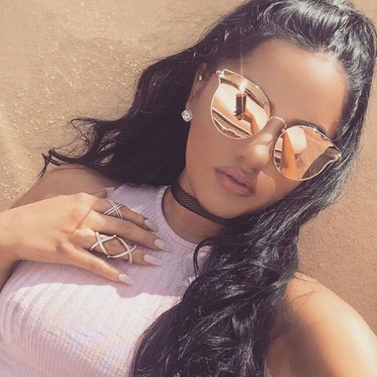 $4.99 (Buy here: https://alitems.com/g/1e8d114494ebda23ff8b16525dc3e8/?i=5&ulp=https%3A%2F%2Fwww.aliexpress.com%2Fitem%2F2017-Brand-Design-Grade-Cat-Eye-Sunglasses-Women-Mirror-Sunglasses-Points-Sun-Glasses-For-Women-Female%2F32787896730.html ) 2017 Brand Design Grade Cat Eye Sunglasses Women Mirror Sunglasses Points Sun Glasses For Women Female Ladies Sunglass Vintage for just $4.99