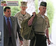 It might not be PC, but the duffelblog is hilarious! General Mattis Can Carry His Own Goddamned Pack, He Doesn't Need Your Help Read more: http://www.duffelblog.com/2012/08/general-james-mattis-announced-as-next-commandant-of-marine-corps/#ixzz2BGlcnqyr Follow us: @theduffelblog on Twitter | duffelblog on Facebook