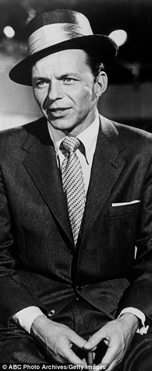 New book says 'there's no way' Frank Sinatra is Ronan Farrow's father