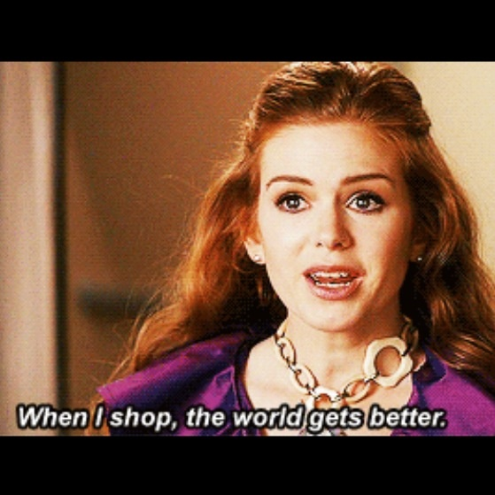 confessions of a shopaholic quotes - photo #23