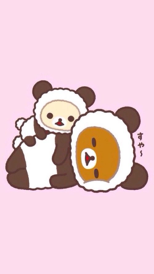 Rilakkuma … Kawaii Pinterest Rilakkuma, Kawaii and