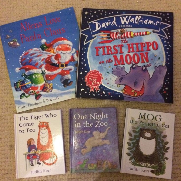 More additions to our reading advent calendar