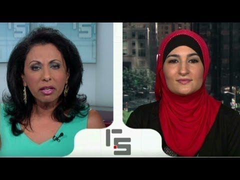 (245) Brigitte Gabriel and Linda Sarsour debate - YouTube
