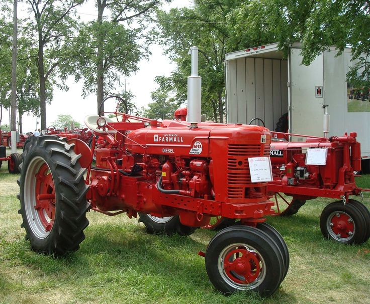 1954 Farmall Super M-TA Diesel