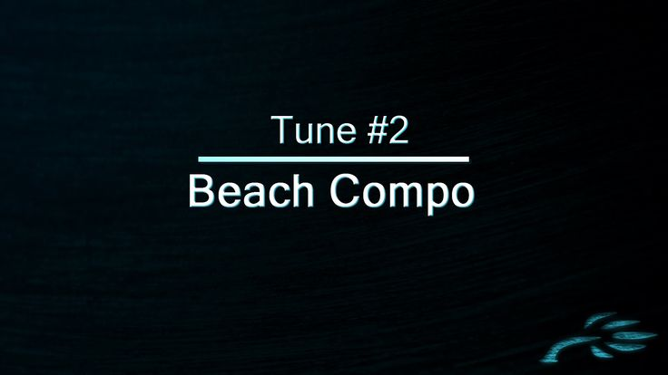 """Beach Theme,"" which was later renamed: ""Beach Compo,"" was the 2nd theme that I…"