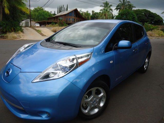 Used  2011 Nissan Leaf For Sale - $17,995 At  Kihei, HI  Contact: 808-364-6323  Car ID: 58006