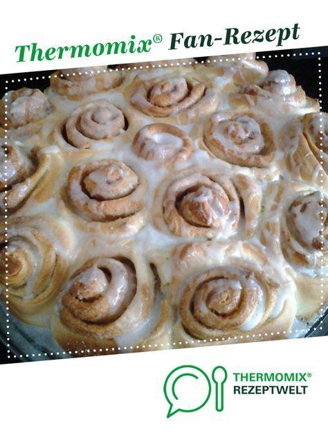 Zimtschneckentorte von tordis@adrario.de. Ein Thermomix ® Rezept aus der Kategorie …   – Thermomix