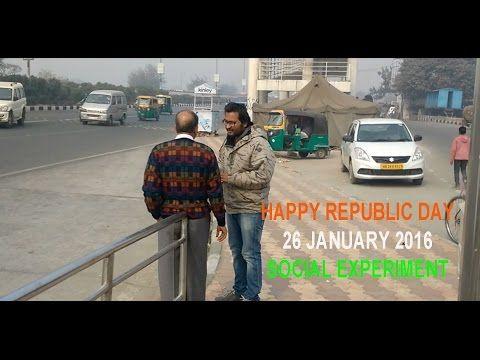 Happy Republic Day 26 January 2016 Social experiment   26 january 2016 watch online Republic Day Parade - 26th January 2016 Live happy republic day 26 january 2016. 67th Republic Day India Republic Day 2016 Celebration 26th January
