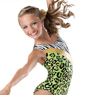 Gymnastics Leotards - Cute, Sparkle, Shine Leotard
