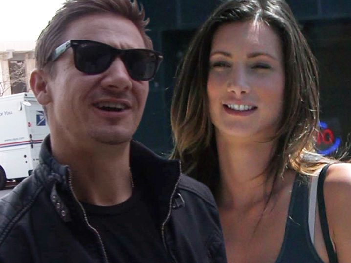 Jeremy Renner -- Settles Latest Legal Battle with Ex-Wife