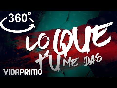 Lyrics: Tomas The Latin Boy - Lo Que Tu Me Das (360º) [Lyric Video]
