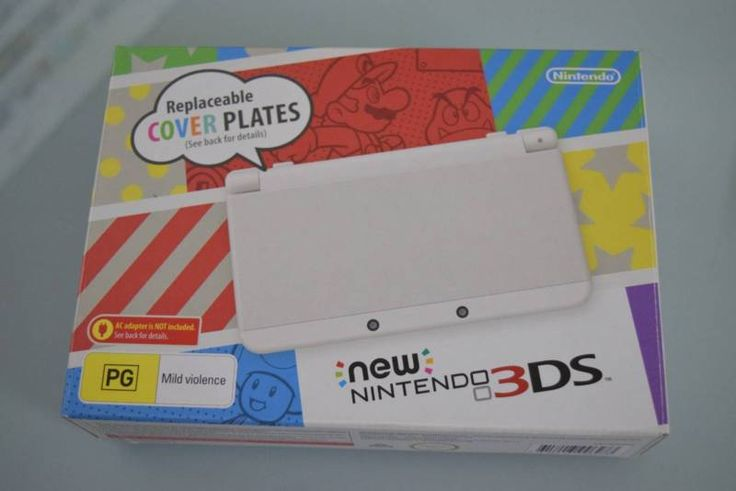 *NEW* Nintendo 3DS Bundle (Console + Games + Cover Plates) | Other Video Games & Consoles | Gumtree Australia Liverpool Area - Sadleir | 1128692541