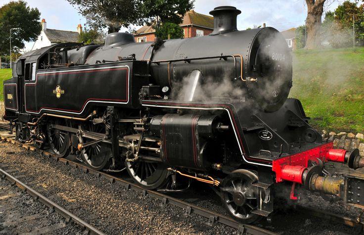 Swanage , Dorset railway