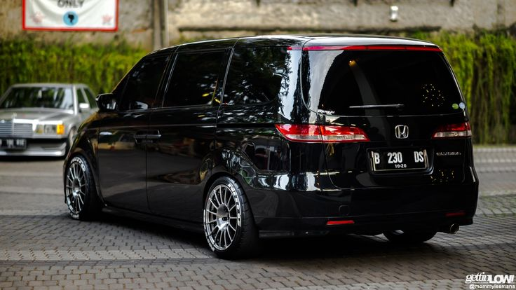 Bonny Ardianto's Honda Elysion