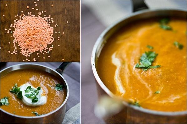 """Неделя французской кухни: суп из чечевицы со смесью специй """"Вадуван"""""""