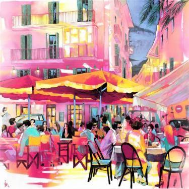 Cafe in Palma