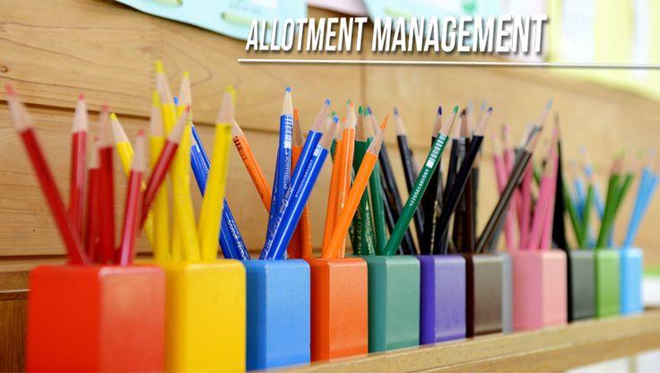 Allotment Management