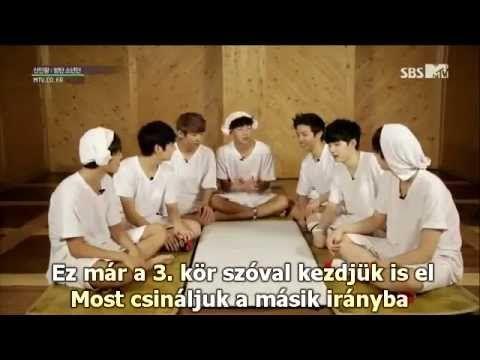 BTS Rookie King 1 (Hun Sub)