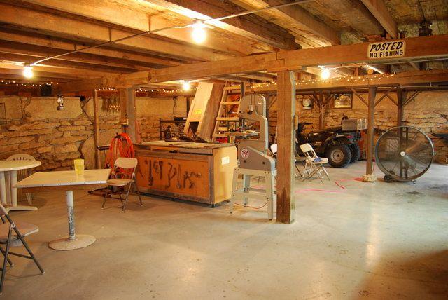 barn man cave | New Barn Ideas | Man Cave, Rv garage, Barn