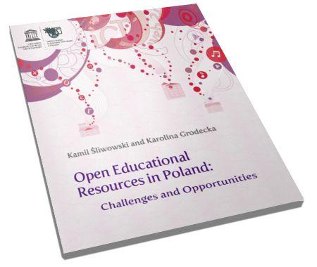Otwarte zasoby edukacyjne w Polsce - raport UNESCO