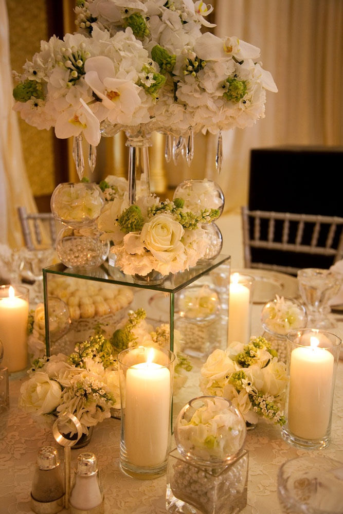 399 Best Centerpieces Images On Pinterest Marriage