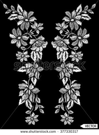 embroidery designs stock photos images amp pictures