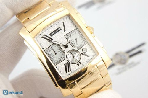 Outlived Ad of the day: Pierre Cardin wholesale watches for sale  Price: £50 per piece Advertiser: Merkandi Minimal order: 10 Amount: 80  More: https://www.outlived.co.uk/ads/pierre-cardin-wholesale-watches-for-sale/