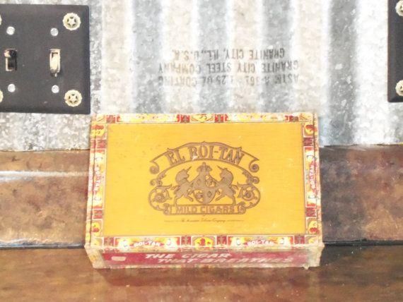Hey, I found this really awesome Etsy listing at https://www.etsy.com/listing/255763983/el-roi-tan-mild-cigars-box-vintage-cigar