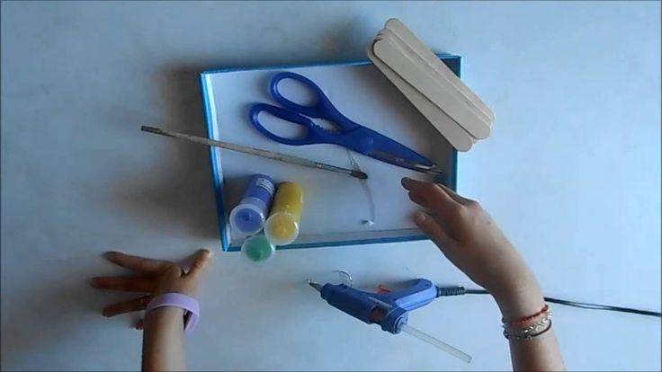 Labirinto per biglie - DIY
